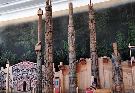 موزه تاریخ کانادا, موزه تاریخ کانادا در اتاوا, عکس های موزه تاریخ کانادا