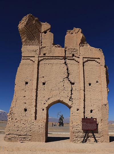 تصاویر قلعه سریزد