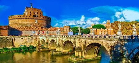 قلعه سنت آنجلو,عکس قلعه سنت آنجلو,تاریخچه قلعه سنت آنجلو