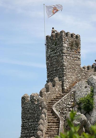 قلعه مورس ها,عکس های قلعه مورس ها,تصاویر قلعه مورس ها