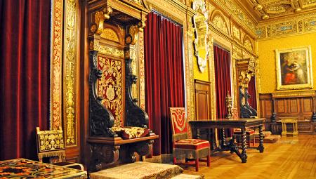 قلعه پلس,قلعه Peles, قلعه های زیبای جهان