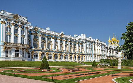 کاخ کاترین در سنت پترزبورگ,تور سنت پترزبورگ