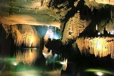 غار علیصدر,طولانیترین غار آبی جهان ,ورودیه غار علیصدر