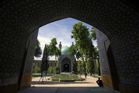 مدرسه چهارباغ,مدرسه چهارباغ اصفهان,عکس مدرسه چهارباغ