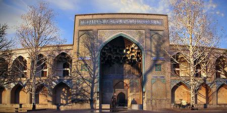 مدرسه چهارباغ,مدرسه سلطان حسینیه,مدرسه مادرشاه