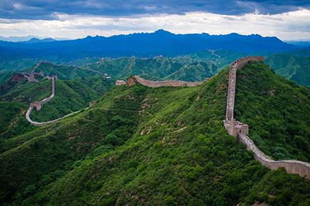 دیوار چین,طول دیوار چین,عکس دیوار چین