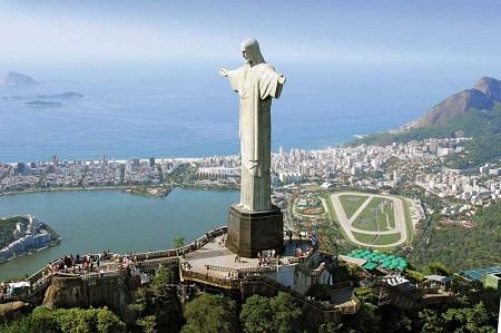 عکس مجسمه مسیح در برزیل, تاریخچه تندیس مسیح, مشخصات تندیس مسیح