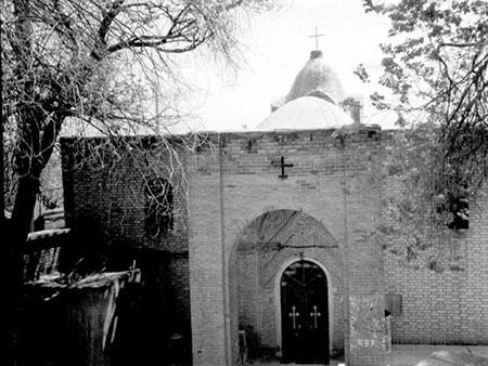 سورپ گئورک,کلیسای سورپ گئورک,قدیمی ترین کلیسای تهران