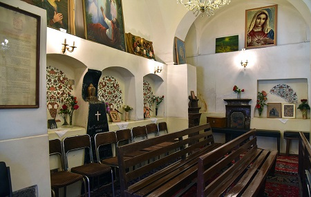 آدرس کلیساهای تهران,کلیسا در تهران,کلیسای تادئوس و بارتوقیمئوس
