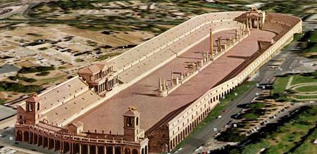 شهر رم,فهرست جاذبههای گردشگری در رم,سیرک ماکسیموس