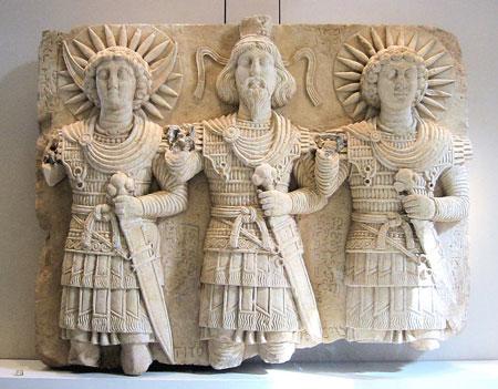 پالمیرا,شهر باستانی پالمیرا,شهر پالمیرا