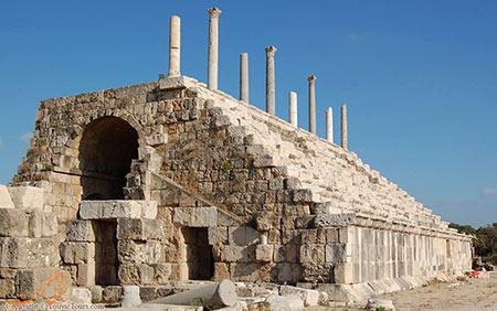 شهر تایر, شهر باستانی تایر, تاریخچه شهر تایر