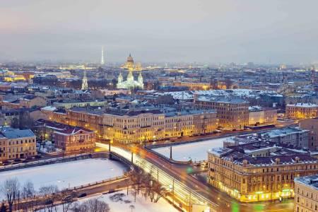 سنت پترزبورگ,شهر سنت پترزبورگ,سنت پترزبورگ روسیه