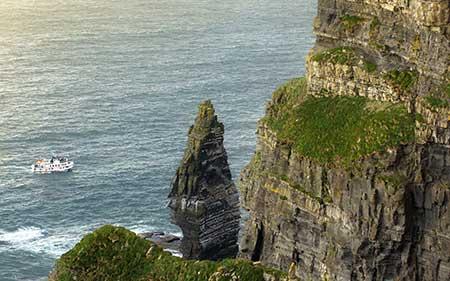 صخره های موهر,تصاویر صخره های موهر,صخره های موهر در ایرلند