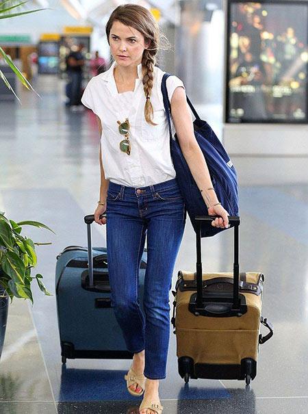 لباس مناسب سفر,نکاتی برای پوشیدن لباس در سفر,راهنمای انتخاب لباس برای سفر