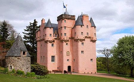 قلعه کرایژیوار,قلعه کرایژیوار در اسکاتلند,عکس های قلعه کرایژیوار
