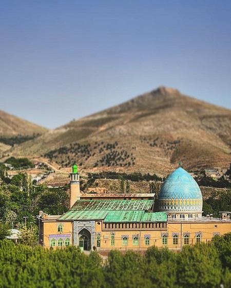 کتیبه های مسجد جامع دماوند, قسمت های مختلف مسجد جامع دماوند, محراب های مسجد جامع دماوند