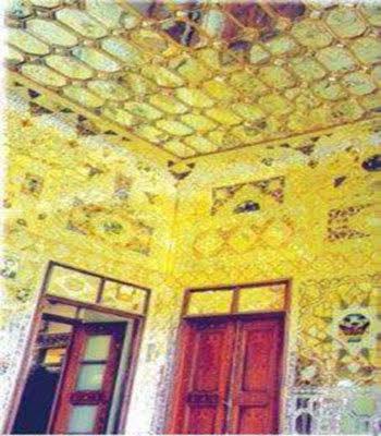 قلعه زیبای دزک چهارمحال و بختیاری - عصر دانش