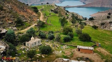 جاذبه های گردشگری دزفول,جاذبه های توریستی دزفول,بقعه صوفی احمد