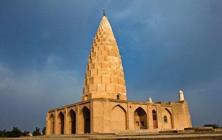 مکان های دیدنی دزفول,مکان های تاریخی دزفول,آرامگاه یعقوب لیث صفاری