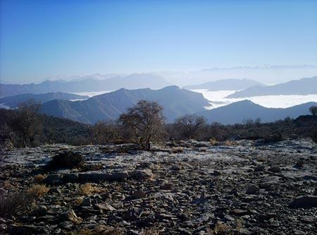 سالن کوه دزفول,سالن کوه,کوه سالن دزفول