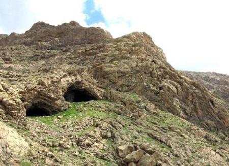 غار دو اشکفت,غار دواشکفت,غار دو اشکفت در کرمانشاه