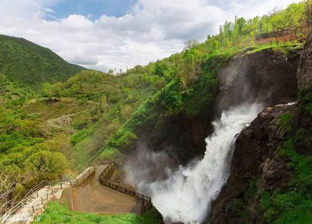 آبشار سوله دوکل دیزج ارومیه, عکس های آبشار سوله دوکل, آبشار سوله دوکل ارومیه