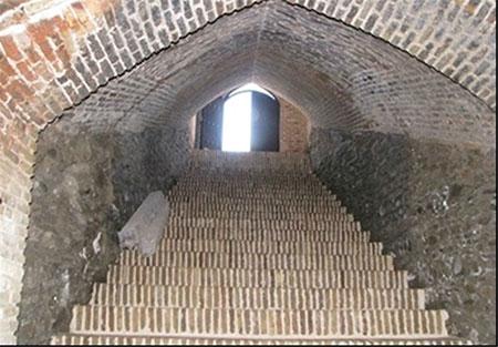 قزوین,آثار تاریخی قزوین,آبانبارهای قزوین