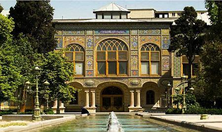 آثار تاریخی تهران,بناهای تاریخی تهران,مجموعه جهانی کاخ موزه گلستان تهران