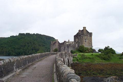 قلعه آلین دونن,آلین دونن,دیدنی های اسکاتلند