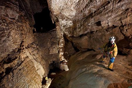 غارنوردی,وسایل مورد نیاز غارنوردی,لوازم غارنوردی