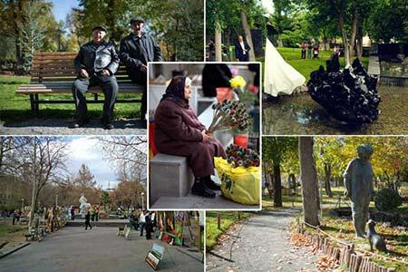 پارک عشاق،پارک عشاق در ایروان