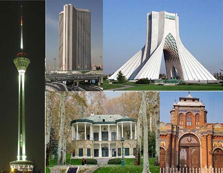 گردشگری ایران,مکان های تفریحی تهران,گردشگر خارجی