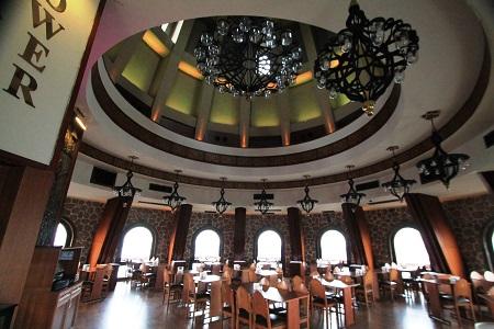 عکس برج گالاتا,تصاویر برج گالاتا,رستوران برج گالاتا