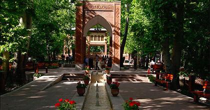 جاهاي ديدني تهران,بهترين جاهاي ديدني تهران,بوستان باغ ايراني