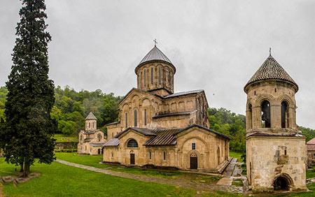 آشنایی با صومعه گلاتی در کوتایسی گرجستان
