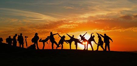 سفر دسته جمعی,سفرهای گروهی,نکات سفرهای گروهی
