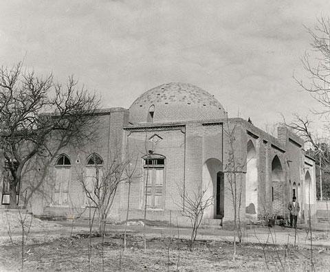 آرامگاه اسرار,حاج ملا هادی سبزواری,مکانهای تاریخی ایران