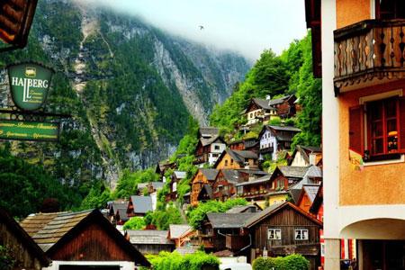 هال اشتات,تصاویر هالاشتات,جاذبه های گردشگری اتریش