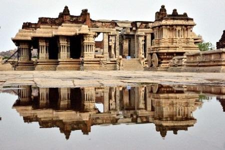 جاذبه های گردشگری هند,مکان های دیدنی هند,عکس های هامپی
