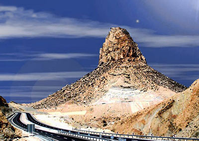 کوه پردیس,کوه باستانی پردیس,خواص کوه پردیس