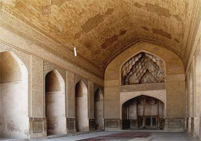 مسجد جمعه یا مسجد عتیق اصفهان - عصر دانش