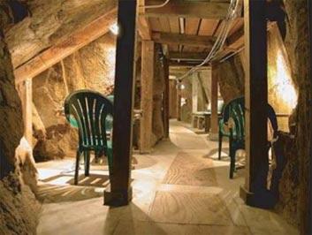 مطالب داغ: عجیب ترین اماکن زیرزمینی دنیا