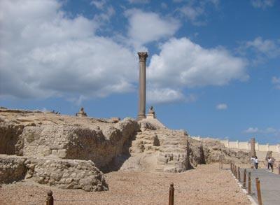 معبد سراپیوم در مصر,سرداب یا سراپیوم,سرداب اسکندریه