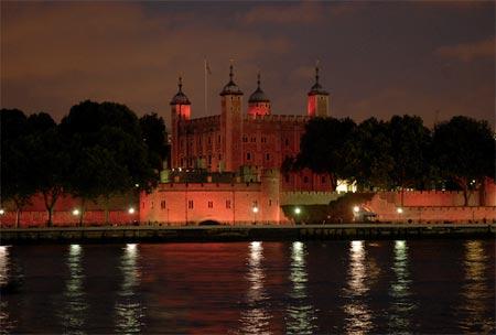مطالب داغ: برج تاریخی در لندن