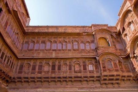 قلعه مهرانگهر,قلعه مهرانگهر در راجستان هند,عکس هایی از قلعه مهرانگهر در هند