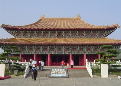 معبد کنفوسیوس,معبد کنفوسیوس در کائوسیونگ,معبد کنفوسیوس در تایوان