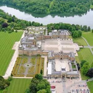 آشنایی با کاخ بلنهایم در انگلستان