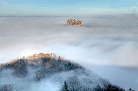 جاذبه قلعه های قرون وسطائی اروپا