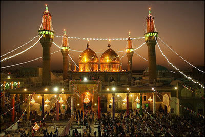 Image result for ‫محل دفن امام جواد کاظمین‬‎